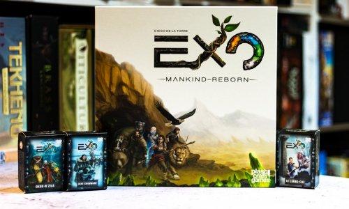 TEST // EXO: MANKIND REBORN