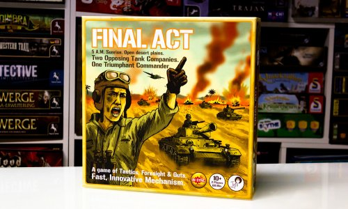 TEST // Final Act