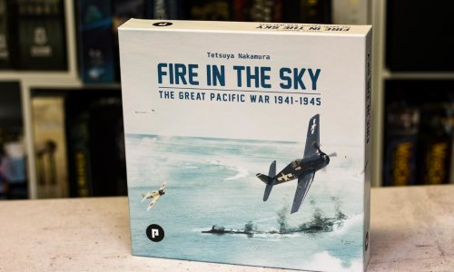 Test | Fire in the Sky – The great Pacific War 1941-1945