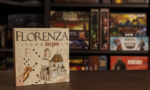 TEST // FLORENZA DICE GAME