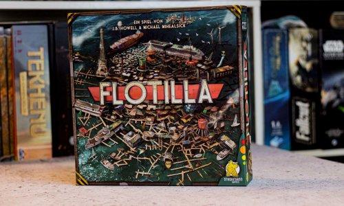 TEST // FLOTILLA