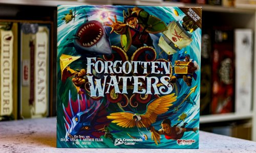 TEST // FORGOTTEN WATERS