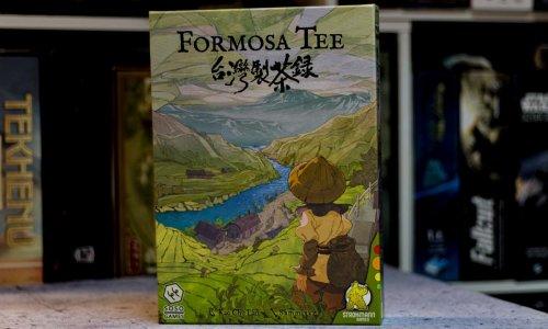 TEST // FORMOSA TEE