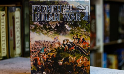 TEST // FRENCH AND INDIAN WAR