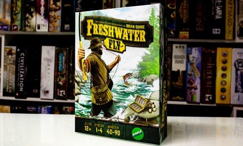 FRESHWATER FLY // Erste Bilder vom Spiel