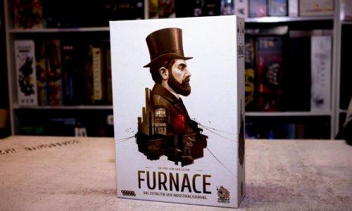 Furnace   ist verfügbar