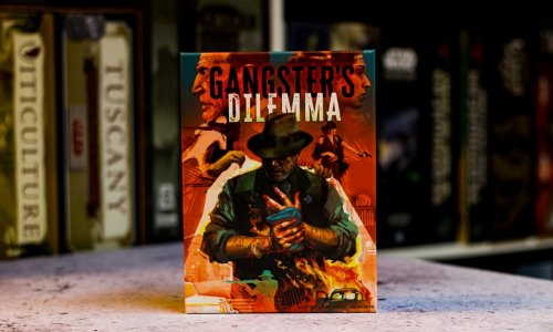 TEST // GANGSTER'S DILEMMA