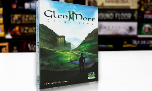 KICKSTARTER // Glen More II: Chronicles gestartet