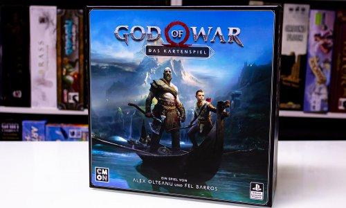 GOD OF WAR: DAS KARTENSPIEL // Bilder vom Spiel