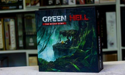GREEN HELL // ab 1.9.2021 wieder auf Kickstarter