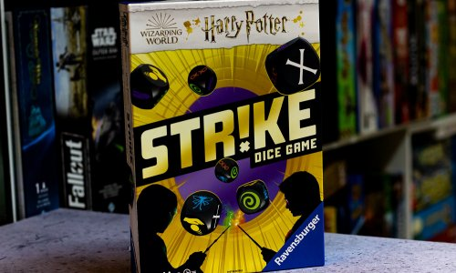 TEST // HARRY POTTER STRIKE