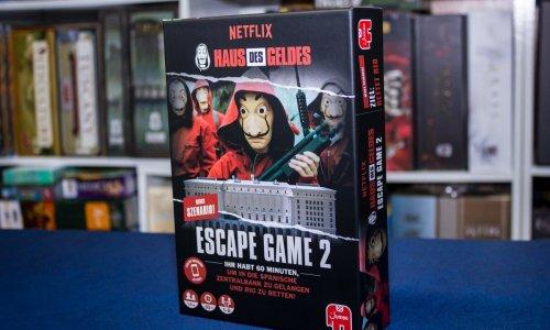 Haus des Geldes – Escape Game 2   ist erschienen