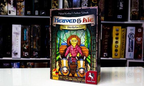 HEAVEN & ALE // Der Bierkutscher - erste Bilder