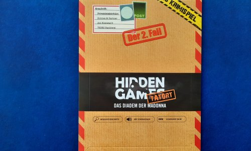 TEST  // HIDDEN GAMES – DER 2. FALL - DAS DIADEM DER MADONNA