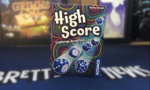 High Score   erscheint bald