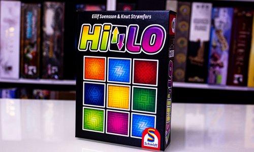 HILO // Neuheit von Schmidt Spiele