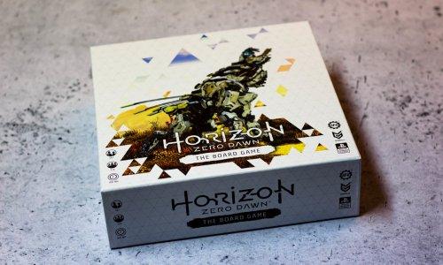 HORIZON ZERO DAWN: THE BOARD GAME // Bilder vom Spiel
