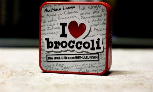 TEST // I LOVE BROCCOLI