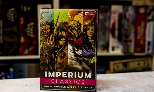 IMPERIUM: CLASSICS // bald in der Spieleschmiede