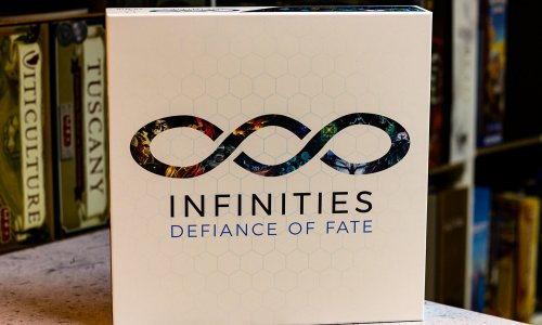 TEST // INFINITIES - DEFIANCE OF FATE