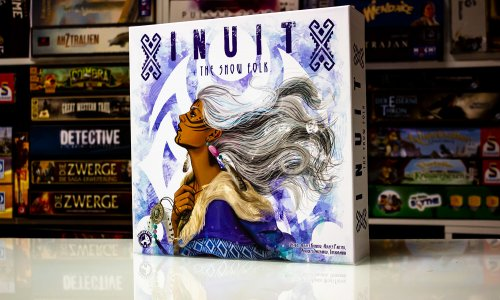 INUIT: THE SNOW FOLK // Erste Bilder vom Spielmaterial