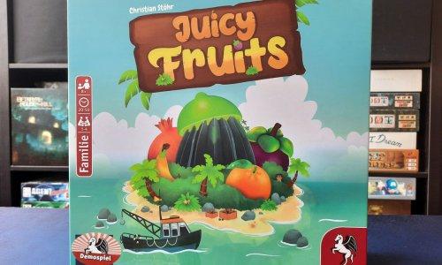 TEST // JUICY FRUITS