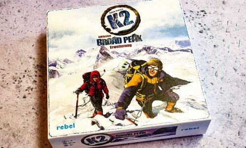 K2 INKL. BROAD PEAK ERWEITERUNG // Bilder vom Spiel