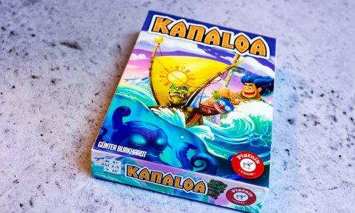 KANALOA // bald im Handel zu kaufen