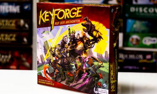 TEST // Keyforge – Ruf der Archonten
