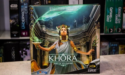 TEST | KHÔRA - RISE OF AN EMPIRE