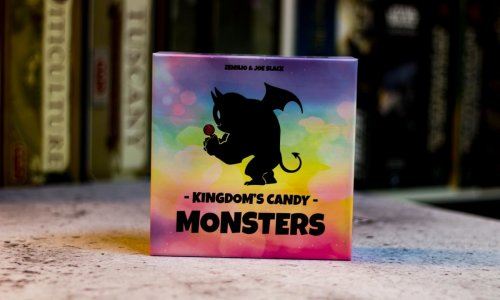 TEST // KINGDOM'S CANDY MONSTERS