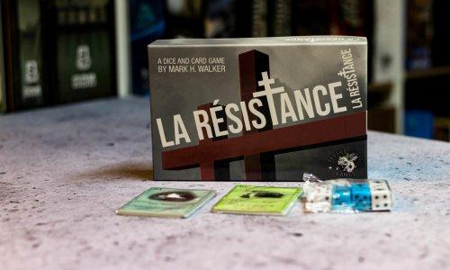 TEST // LA RÉSISTANCE
