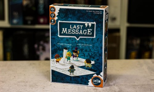 TEST // LAST MESSAGE
