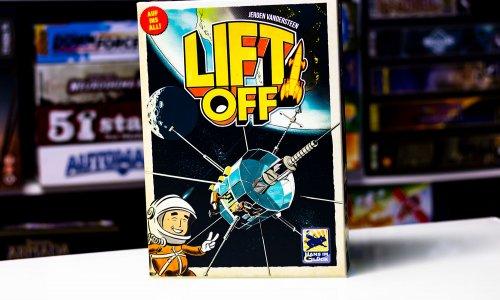TEST // Lift Off