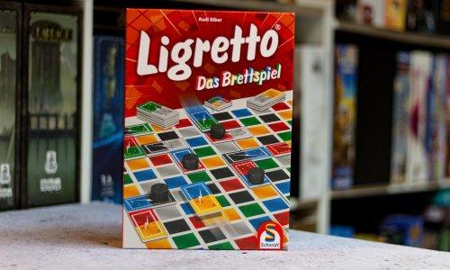 TEST // LIGRETTO - DAS BRETTSPIEL