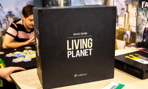 LIVING PLANET // Living Game + erste Bilder