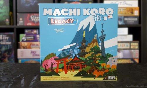 TEST // MACHI KORO LEGACY