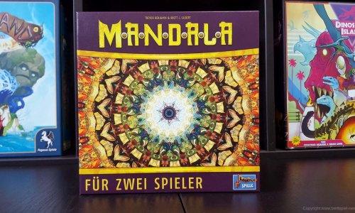 TEST // MANDALA