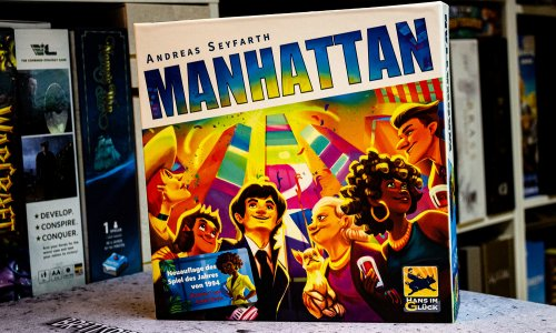 TEST // MANHATTAN
