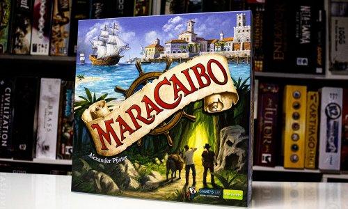 MARACAIBO // Spiel ist verfügbar + erste Bilder