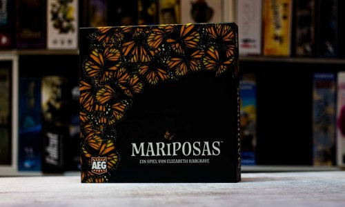 MARIPOSAS // ist Anfang 2021 als deutsche Version erschienen