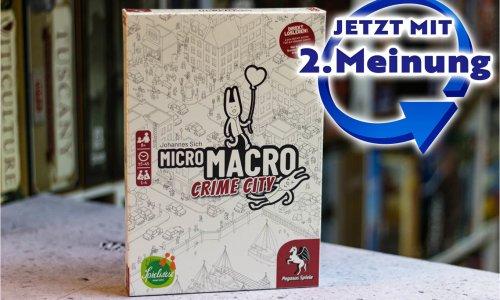 TEST // MICROMACRO: CRIME CITY