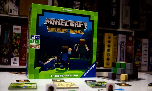 MINECRAFT // Erste Bilder vom Spiel