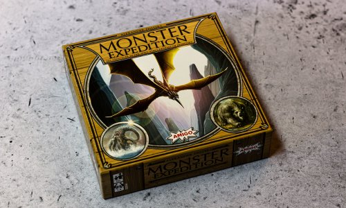 MONSTER EXPEDITION // Bilder vom Spiel