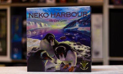 Test | Neko Harbour