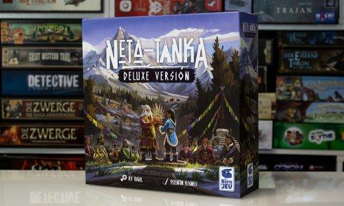 Nētā-Tanka // Erste Bilder vom Spielmaterial