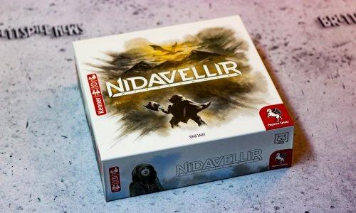 NIDAVELLIR // Bilder vom Spiel