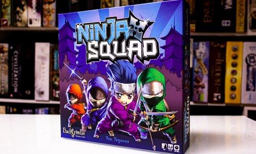 NINJA SQUAD // Bilder vom Spiel