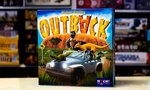 TEST // Outback