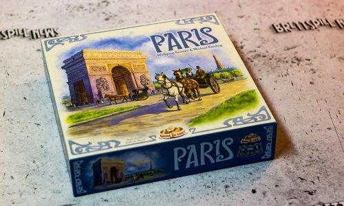 PARIS // Bilder vom Spiel